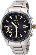 Seiko Astron Sbxb087 Gps Radio Solar Menand039s Watch New In Box From Japan