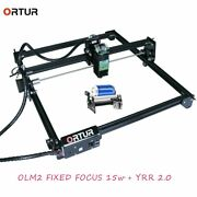 2020 Cnc Roller Rotation Axis Rotary Attachment Rotate With Olm-2 Desktop Diy
