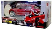Transformers Takara Binaltech Meister Rx-7 Red 124 Scale Action Figure Vehicle