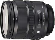 Sigma 24-70 Mm F 2.8 Dg Os Hsm Canon Mount Dg Lens Full Size Compatible New