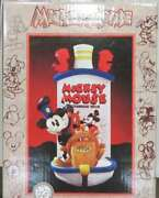 Enesco Mickey Mouse Steamboat Willie 1928 Limited With Box / Opened From Japan