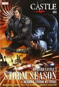 Castle Richard Castle's Storm Season By Kelly S Deconnick Book The Fast Free