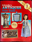 Schroeder's Antiques Price Guide Twelfth Edition - Identification And Values