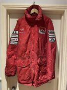 Marlboro Mclaren F1 1995 Hugo Boss Team Waterproof Jacket