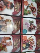 Best Of The Muppet Show 25th Anniversary Very Rare 12 Dvd Complete 9 Unopened