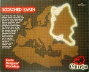 Scorched Earth Europa Game Reference Disk Rules Units Maps Errata Displays