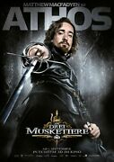 245790 The Three Musketeers Movie Print Poster Wall