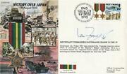 Forces Js-50-45-16b 'victory Over Japan' - Signed By Ian Fraser Vc