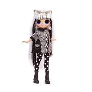 Lol Surprise Omg Lights Groovy Babe Fashion Doll With 15 Surprises Accessories |