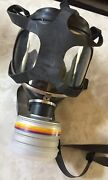 Drager Full Face Mask Collectible Gas Mask And Respirator Face-piece Adaptor