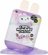 I Dig Monsters Purple Jumbo Popsicle Blind Pack Exclusive Monji Toy Treats 75542