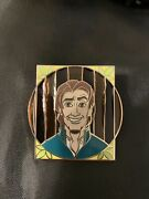 Disney Mystery Reveal Conceal Pins Royalty Stained Glass Tangled Rapunzel Flynn