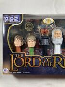 Lord Of The Rings Pez Collectors Edition Set Walmart Exclusive