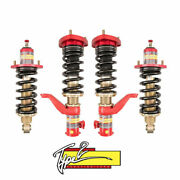 For 01-05 Honda Civic Ep3 Function And Form F2 Type 2 Coilovers Adjustable
