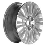 For Chrysler Town And Country 11-16 Alloy Factory Wheel 10 Double I-spoke Bright