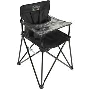Ciao Baby Portable High Chair For Babies And Toddlers, Fold Up Outdoor Trave...