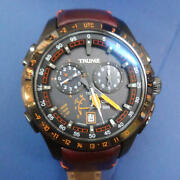 Epson Trume Tr-mb7007 Gps 46mm Menand039s Watch