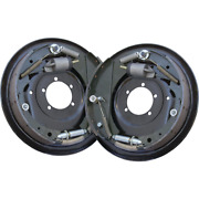12 In. Hydraulic Drum Brake Assembly - Sold In Pairs Left And Right E - Coate