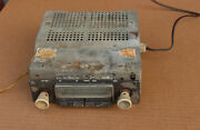 Vintage Blaupunkt Car Stereo Radio For Parts Or Restoration Project Germany