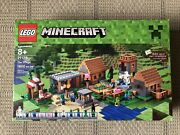 New Sealed Lego Minecraft The Village 21128 Retired Rare
