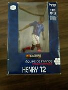 Thierry Henry 12 Ft Champs Ftchamps Equipe De France Figure Soccer
