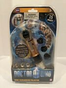 Dr. Who Doctor Sonic Screwdriver Matt Smith Projector New In Package T6