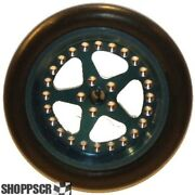 Pro Track Star Series Cnc Drag Front Wheels 3/4 O-ring Blue