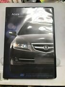 2007 Acura Tl Advanced Technology Tour Dvd Excellent Condition