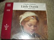 Little Dorrit By Charles Dickens Read By Anton Lesser8 Compact Discssealed