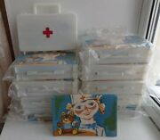 Set Of Childrenand039s Doctor Toy Ussr