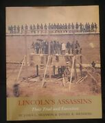 Lincoln's Assassins Signed 1st Edition, 2001, James L. Swanson And Daniel R....