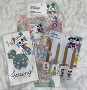 Mickey Mouse Kitchen Lot 4pk Cutting Boards 2 Towels 4 Spatulas Measuring Spoons