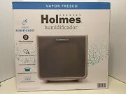 Holmes Whole House Console Humidifier Cool Purified Mist Digital Led Control