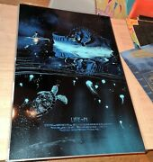 Life Of Pi - Limited Screen Print By Kevin Wilson Nt Mondo