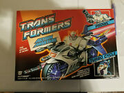 G1 Transformers Action Masters Prowl Complete Mib