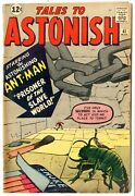 Tales To Astonish 41  Vg  March 1963  See Photos