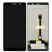 6 In Lcd For Nokia 7 Plus 7+ Ta-1046 1055 1062 Black Test Display Touch Screen @