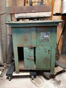 Johnson Gas Forge Mdl 122-b Natural Gas 120 Volt