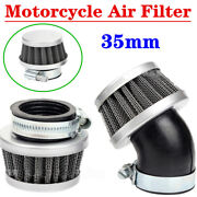 35mm Universal Motor Air Intake Filter Air Cleaner For Off-road Motorcycle Atv