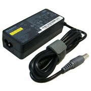 Lot 100 Oem Lenovo Ac Adapter Charger 65w Oem N/pc For Laptop Thinkpad / Ideapad
