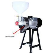 Electric Commercial Specially Wet Grinder Soymilk Beans Milk Refiner Rice Grind