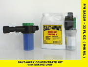 Salt Away Sa32m Concentrate Kit With Mixing Unit Salt Removing Cleanser 32 Fl.