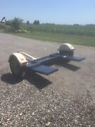 2022 New Mastertow Car Tow Dolly Trailer With Brakes Nr