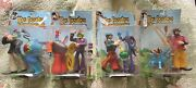 Mcfarlane Toys- The Beatles Yellow Submarine Sgt. Peppers Figure Set Of 4