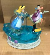 Disney Store Story Collection Alice In Wonderland 70th Alice And Dodo Bird Figure