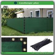 Black Green Beige Gray 4and039 6and039 Height Fence Privacy Wind Screen Mesh Shade Cover