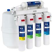 Pur Reverse Osmosis Water Filtration System Quick Connect 5 Stage 20.3gpd Faucet