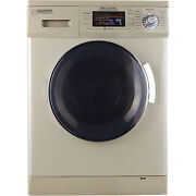 Equator Super Combination Ventless Home Washer Dryer Unit Gold For Parts