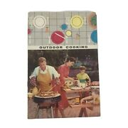 Vintage Mid Century Anchor Packing Company Outdoor Cooking Recipe Pamphlet