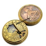 Lord Kelvin Compass 2 Inch Antique Finish 1824-1907 Collectible Nautical Gift